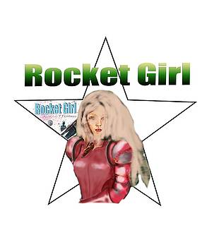 Rocket Girl by Tom Conway