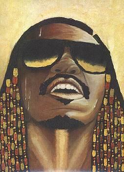 Rocket Love - Stevie Wonder  by Keenya  Woods