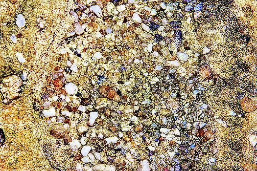 Rocks In Sandstone by Miroslava Jurcik
