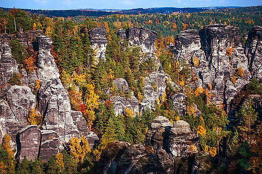 Jenny Rainbow - Rocks of Saxon Switzerland