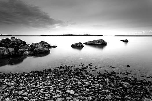 Rocky Beach by Nebojsa Novakovic