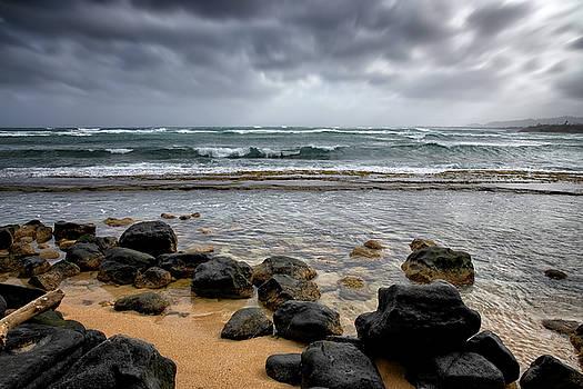 Rocky Beach by Steven Michael