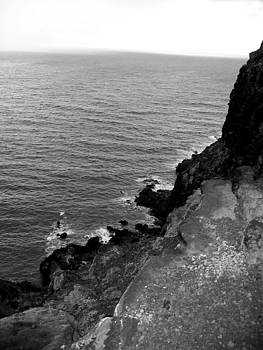 Rocky Cliff by Halle Treanor