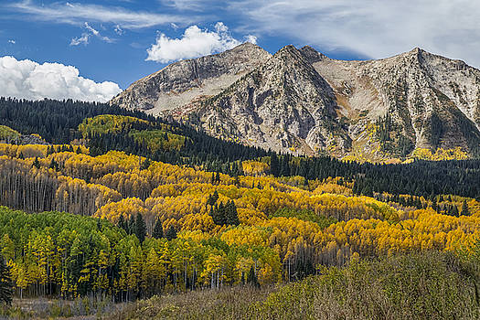 James BO  Insogna - Rocky Mountain Autumn Season Colors