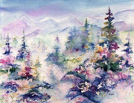 Rocky Mountain Springtime by Donna Martin