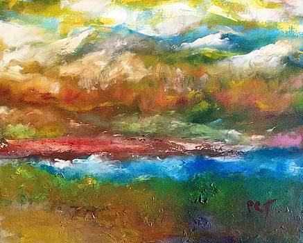 Rocky Mountain Summer Color by Patricia Taylor