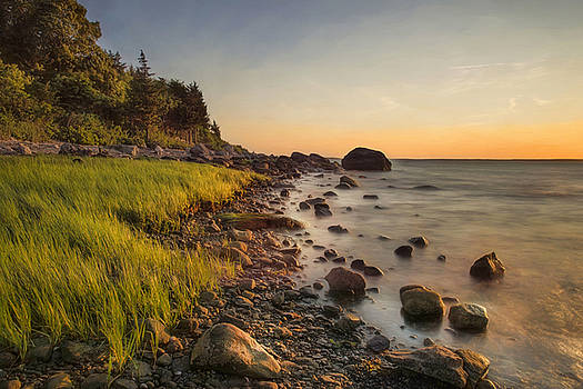 Rocky Point Sunset by Robin-lee Vieira