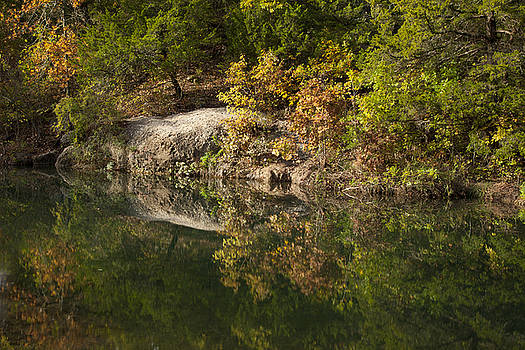 Rocky Reflections by Katherine Worley