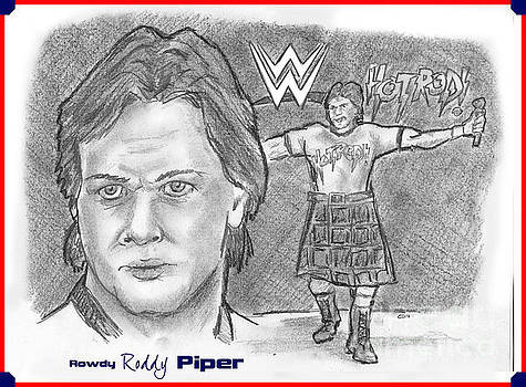 Chris  DelVecchio - Roddy Piper