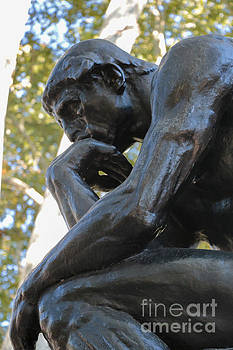 Rodin's The Thinker by Thomas Marchessault