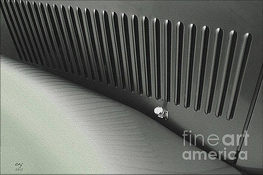 Rolls Royce Louvers by Curt Johnson