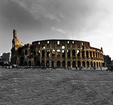 Roman Coliseum by Eric Liller
