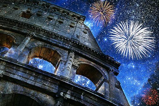 Roman Holiday by Aurelio Zucco