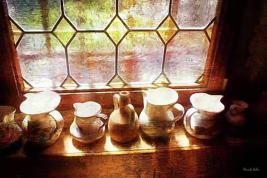 Roman Window by Brian Lukas