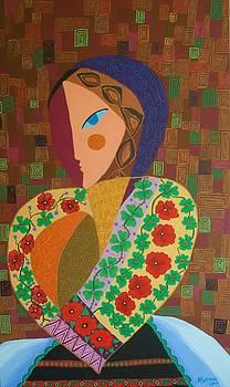 La Blouse Roumaine by Mimi Revencu