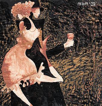 Romance de Paris by Maya Manolova