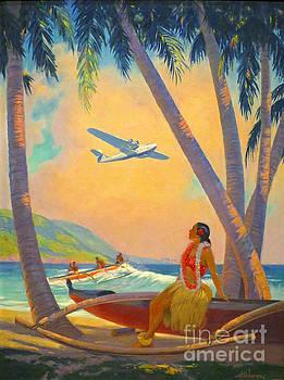 Romance meets Progress 1939 by Padre Art