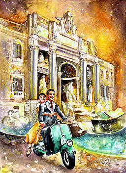 Miki De Goodaboom - Rome Authentic