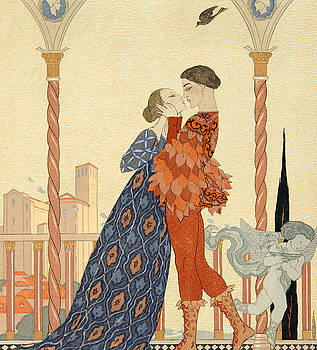Georges Barbier - Romeo and Juliette