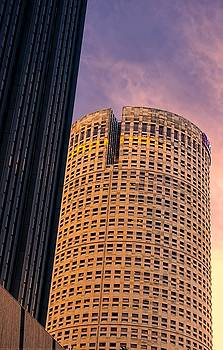 Rook Opposition - Rivergate Tower - Tampa by Chrystyne Novack