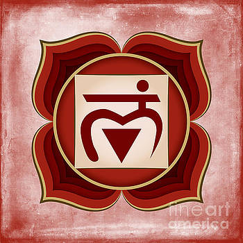 Root Chakra by David Weingaertner