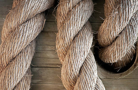 Rope In A Hole by Dan Holm