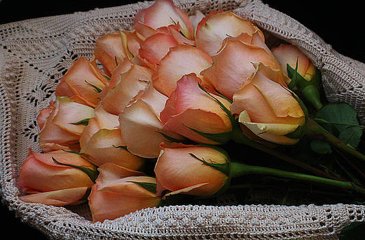 Rose Bouquet by Carol Welsh