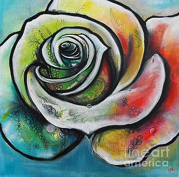 Rose - Colours of life by Soma Mandal Datta