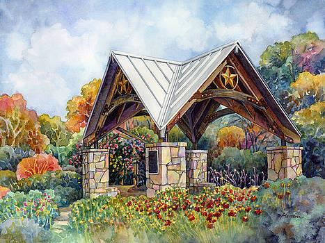 Hailey E Herrera - Rose Garden