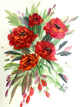 Rose Love by Dorothy Maier