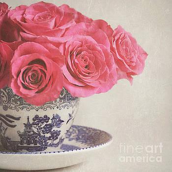Rose tea by Lyn Randle