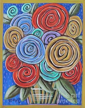Roses 2 by Karla Gerard