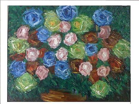 Roses by Aida Behani