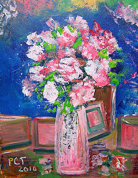 Patricia Taylor - Roses at the Window