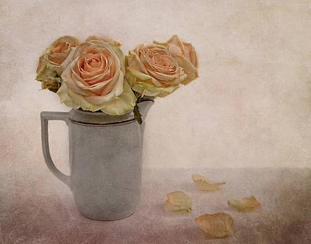 Roses for Grandma by Claudia Moeckel