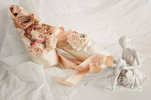Roses for the Ballet Dancer by Ann Garrett