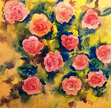Patricia Taylor - Roses in the Wild