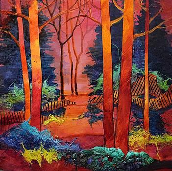 Rosy Glow by Carol Nelson