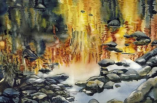 Alfred Ng - Rouge river reflection