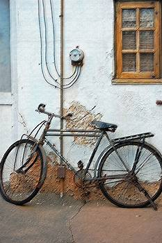 Rough Bike by Robert Meanor
