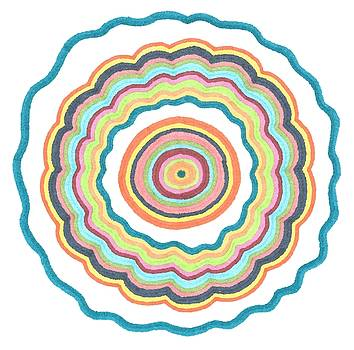 Round and Round by Jill Lenzmeier