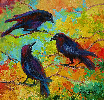 Marion Rose - Roundtable Discussion - Crows