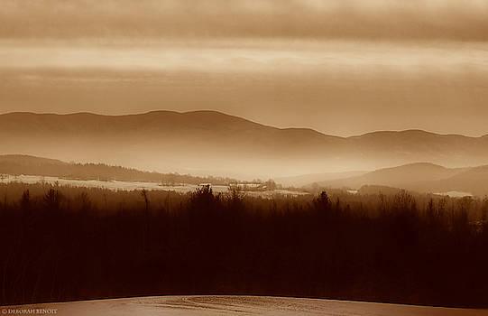 Deborah Benoit - Route 120 Vermont View