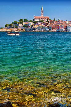 Rovinj Croatia by Graham Hawcroft pixsellpix