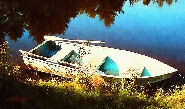 Row Boat by Frank Wilson