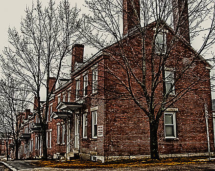 Row House by Mike Berry