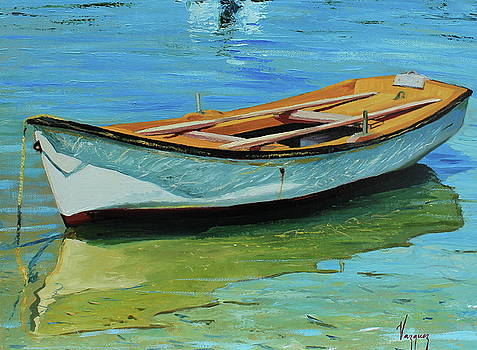 Rowboat by Marco  Antonio