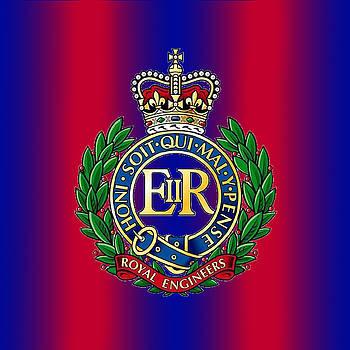 Royal Engineers by Peter Stevenson