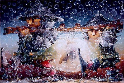 Royal Fish by Gia Chikvaidze