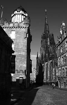 Martina Fagan - Royal Mile Evening